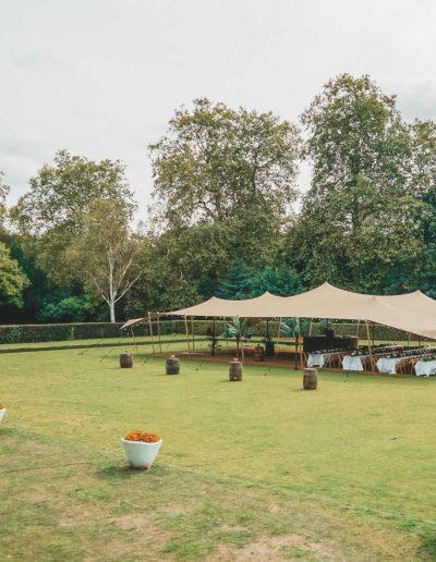 chino stretch tent