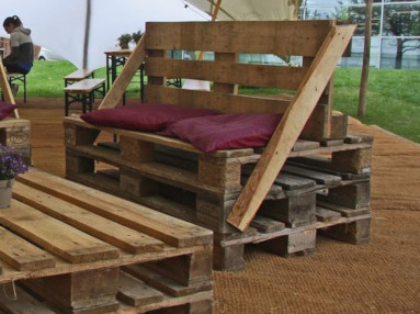 pallet furniture sets