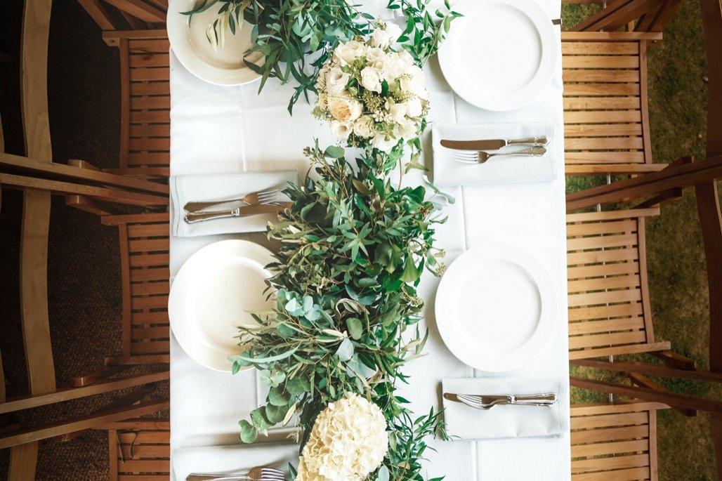 Floral Central Pieces