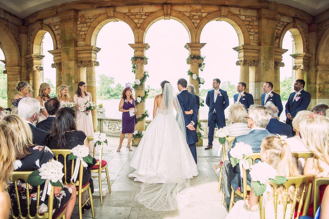 Hever Castle Wedding Venues