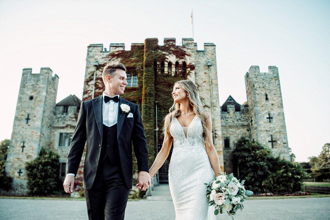 Hever Castle Wedding Venue