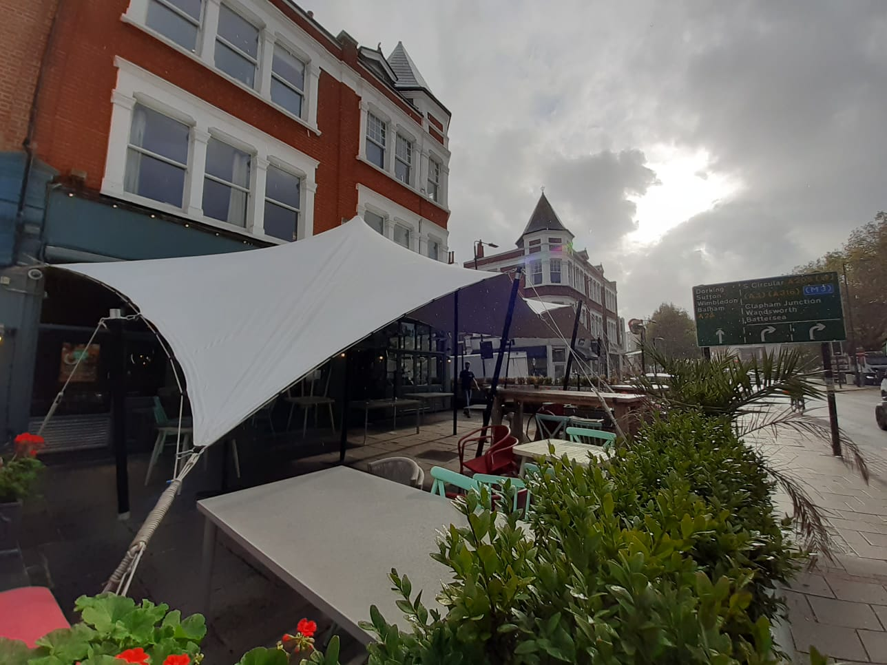 Stetch Tents for Pubs