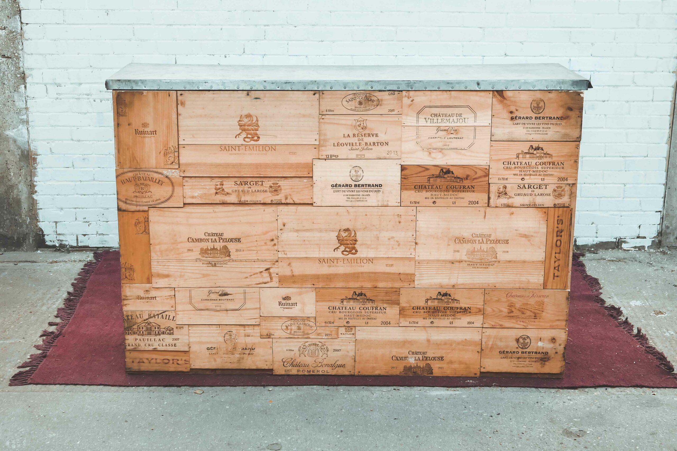 Wine Crate Bar