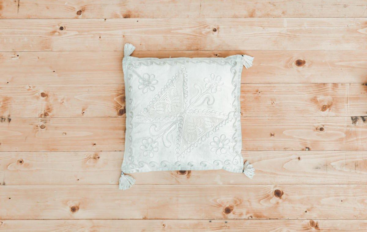 rustic wooden flooring