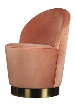 Salmon Tub Chair