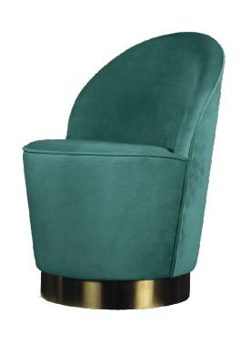 Green Tub Chair